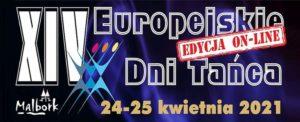 XIV EUROPEJSKIE DNI TAŃCA @ on-line