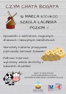 Czym chata bogata @ CKiE Szkoła Łacińska