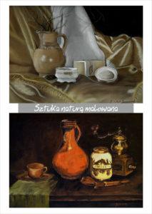 Wernisaż wystawy - Aurelia Sitek-Juszczak, Jerzy Juszczak @ NOVA Galeria, Szpital Jerozolimski