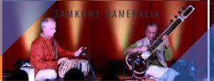 Zamkowe Kameralia - Ustad Usman Khan (INDIE) @ Muzeum Zamkowe - Karwan