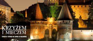 Światło i dźwięk - wieczorne widowisko na zamku