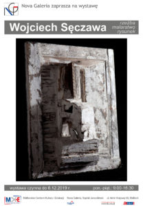 Wystawa - prac graficznych i rzeźbiarskichprof. Wojciecha Sęczawy. @ Wieża Ciśnień