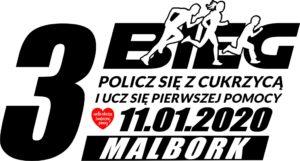 WOŚP Malbork - 3 Bieg policz się z cukrzycą @ Muzeum Zamkowe, Karwan, ul. Starościńska 1