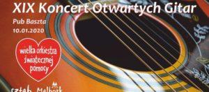 XIX Koncert Otwartych Gitar @ Pub Baszta, Brama Mariacka, Aleja Rodła