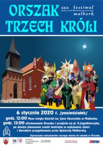 Orszak Trzech Króli wyruszy z kościoła św. Jana Chrzciciela @ Starego Miasta do placu Kazimierza Jagiellończyka.