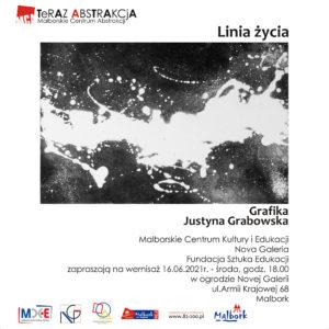 WERNISAŻ - LINIA ŻYCIA – GRAFIKA – JUSTYNA GRABOWSKA @ Szpital Jerozolimski 68