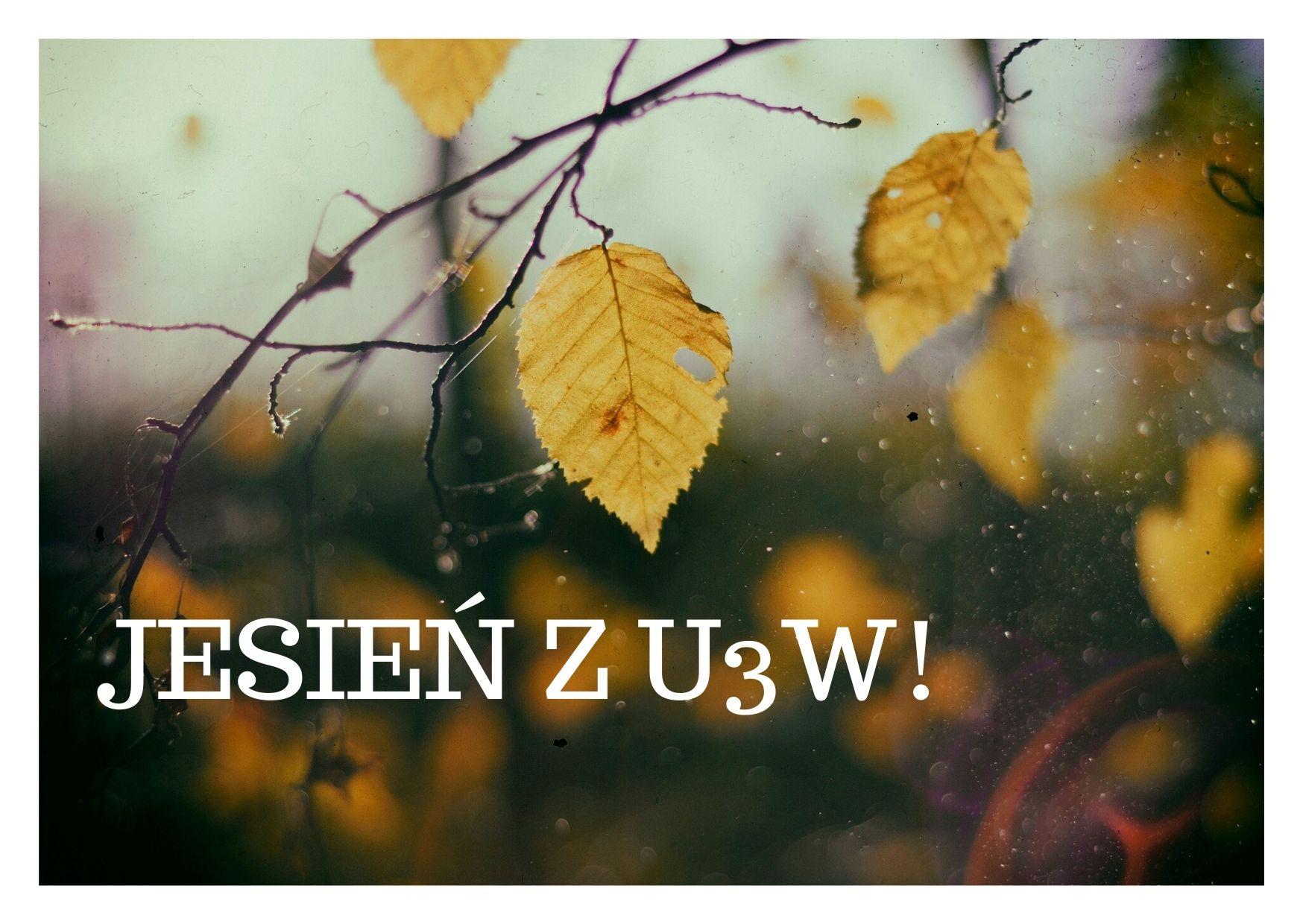 JESIEŃ Z U3W!